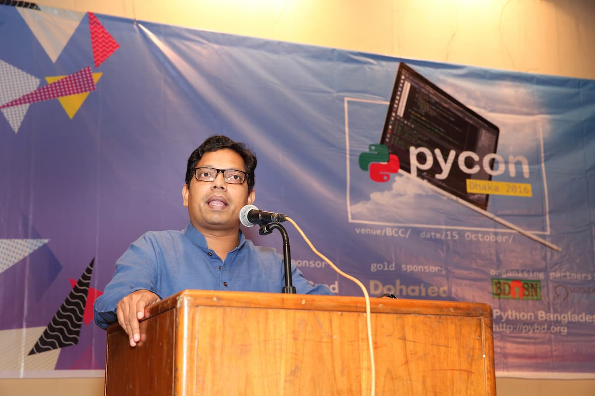 PYCON DHAKA 2016 PRESS RELEASE